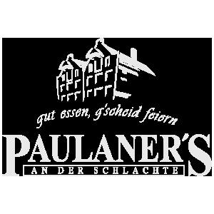 Referenz: Paulaners an der Schlachte mit Logo