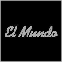 Referenz: El Mundo mit Logo