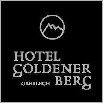 Referenz: Hotel Goldener Berg mit Logo