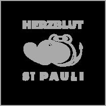 Referenz: Herzblut mit Logo