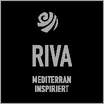 Referenz: RIVA mit Logo