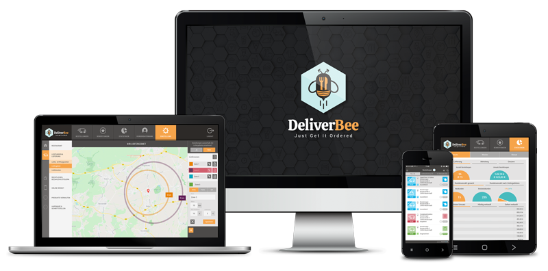 DeliverBee Ordering-System